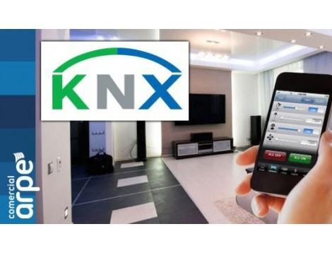 ¿Qué son los sistemas KNX?